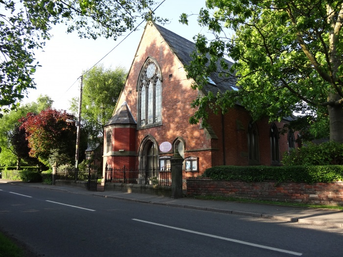 Aston WI meeting place