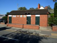 Audlem Public Toilets, October 2011