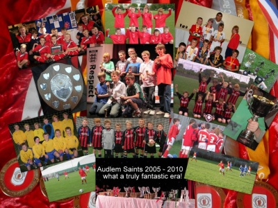 Audlem Saints 2005 - 2010