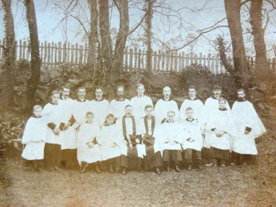 Church Choir Photo