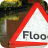 flood warning sign floods