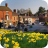 The Square, Audlem village centre